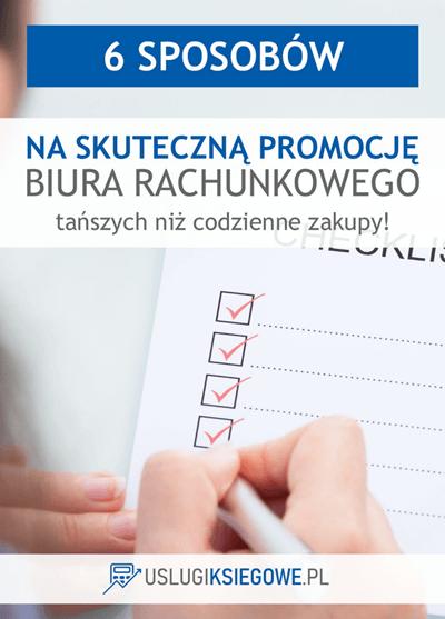 Jak promować biuro rachunkowe